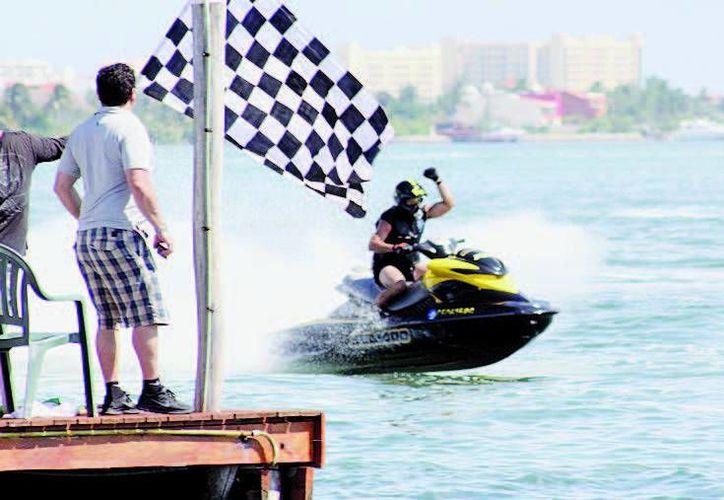 La competencia a nivel amateur comprende cinco categorias: Challenger, Pro, Max, F1, Spark. (Redacción/SIPSE)
