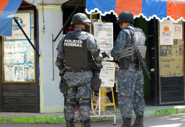 La PGR confirmó que dio inicio la búsqueda del alcalde de Iguala, municipio cuya seguridad fue asumida por fuerzas federales. (Archivo/Notimex)