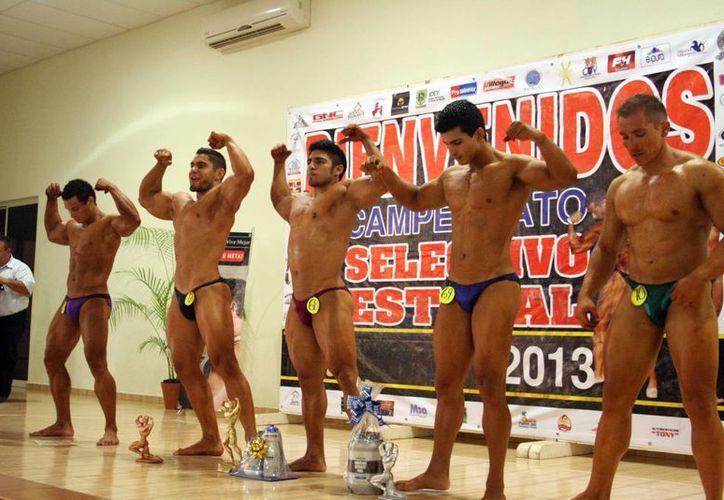 El Campeonato Selectivo Estatal 2013 fue celebrado ayer en el Centro Universitario Valladolid (CUV). (Milenio Novedades)
