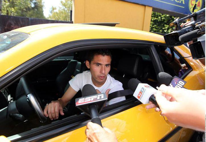 Paul Aguilar ya tiene sus metas para el 2013. (Agencia Reforma)