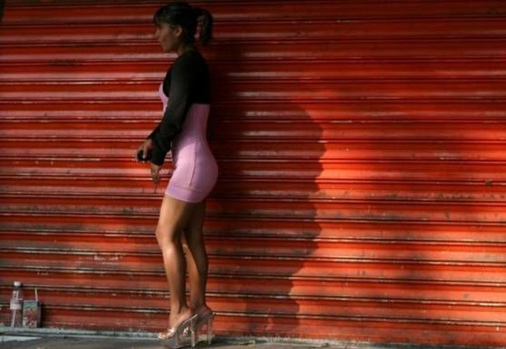 Las trabajadoras sexuales de la Ciudad de México piden a las autoridades que se garantice su derecho a laborar. (Archivo/SIPSE)