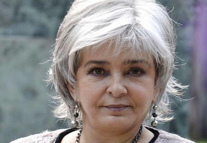 La actriz de 67 años celebra sus 50 años de trayectoria artística muy satisfecha con su trabajo. (esmas.com)