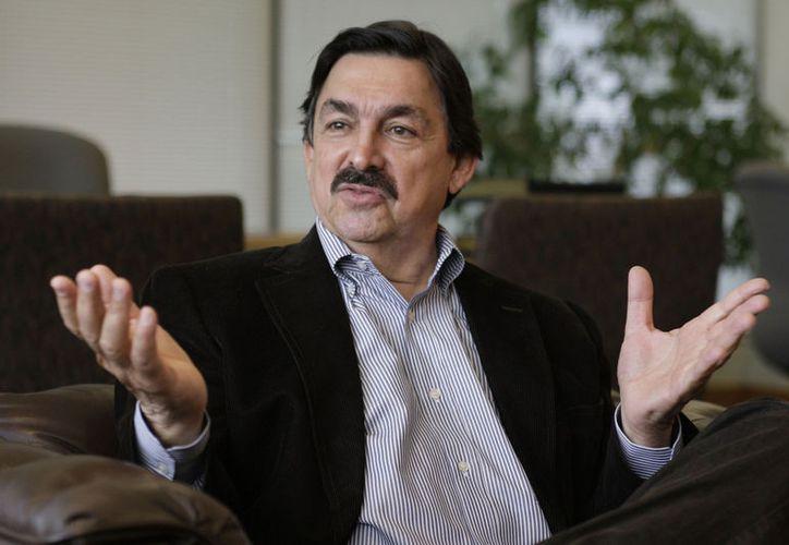 Líder sindical pide a Gómez Urrutia que venga al país y dé la cara a los mineros. (Proceso)
