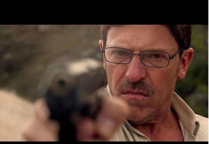 Diego Trujillo hace el papel protagónico de Walter Blanco. (hoycinema.com)