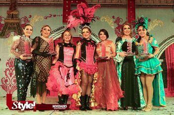 Realizan tradicional Carnaval de Damas en Chetumal