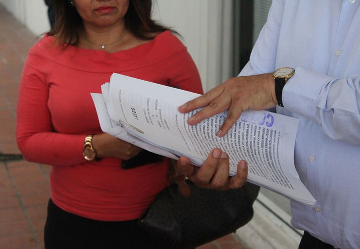 Los profesores interpusieron un amparo ante el circuito Colegiado de Cancún, y están en espera de que un magistrado tome el caso. (Joel Zamora/SIPSE)