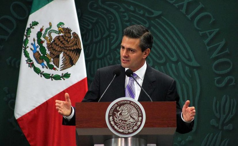 El Presidente de México dará un mensaje el día de mañana. (Archivo/Notimex)