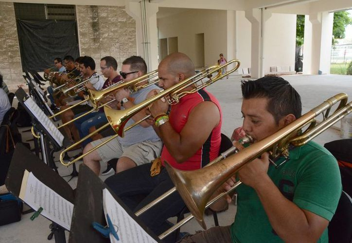 La Dirección de Turismo municipal apoya todo tipo de eventos. (Victoria González/SIPSE)