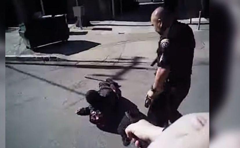 La difusión de estas imágenes podría permitir que el caso contra los policías sea reabierto. (Internet)