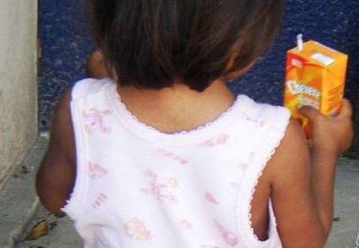Existe un aumento en los niveles de agresión física, sexual y psíquica contra los niños en la actualidad. (Archivo/SIPSE)