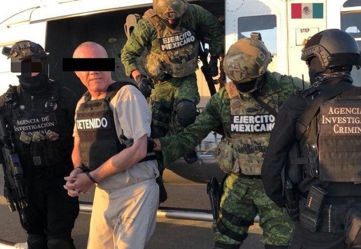 En México, Dámaso López estaba sujeto a varias causas penales, que serán suspendidas. (PGR)