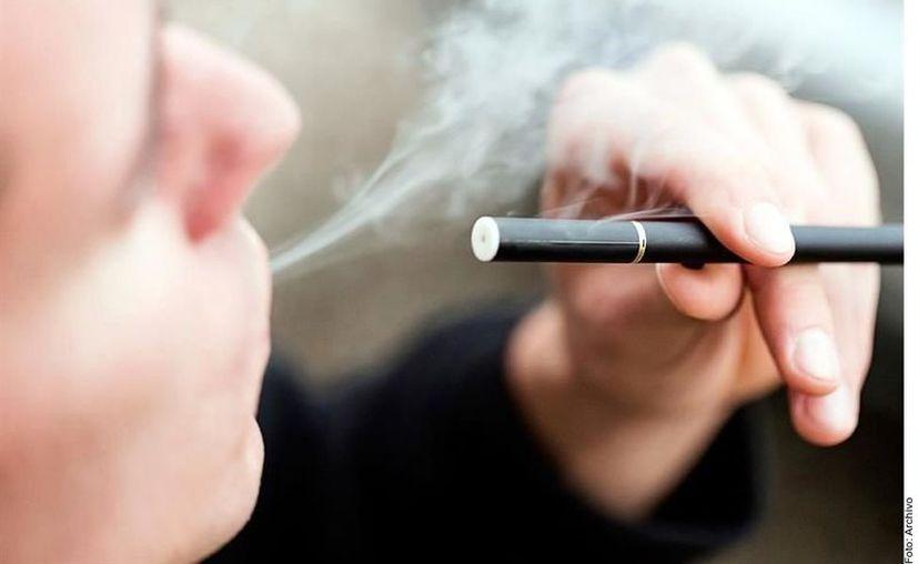 El año pasado, los votantes aprobaron una prohibición a la venta de tabaco de sabores. (Foto: Reforma)