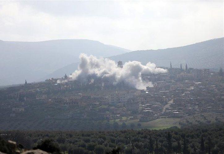 Al menos diez personas han muerto este viernes a causa de un bombardeo del Ejército turco. (Reuters)
