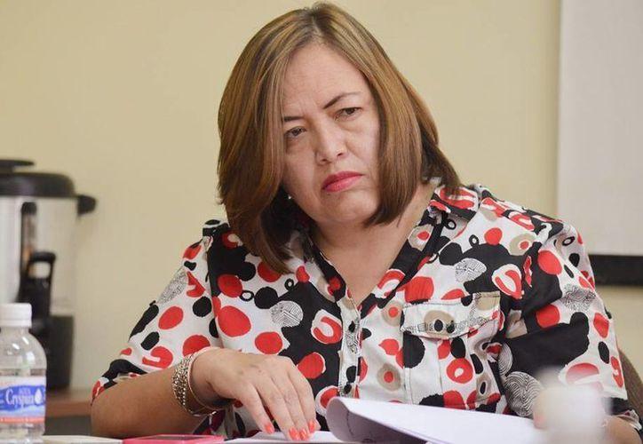 La diputada local de San Luis Potosí Martha Orta Rodríguez, presentará este miércoles su propuesta ante el pleno del Poder Legislativo. (facebook.com/marthaor2010)