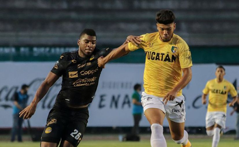 Venados FC cayó 1-2 contra Dorados. (facebook.com/VenadosFCYucatan)