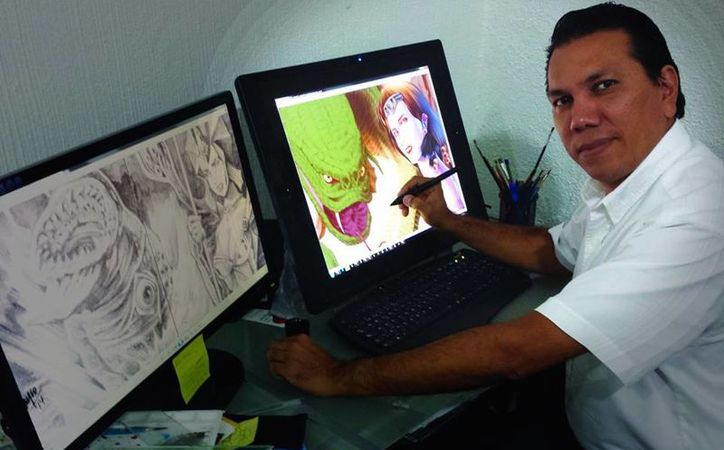 Roberto Franco dio muestra de su talento desde hace 13 años. (Milenio Novedades)