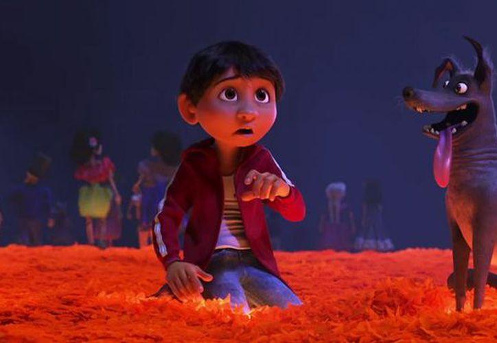 El filme de Pixar llegará a las salas de cine mexicanas el 27 de octubre. (Foto: Contexto/Internet)