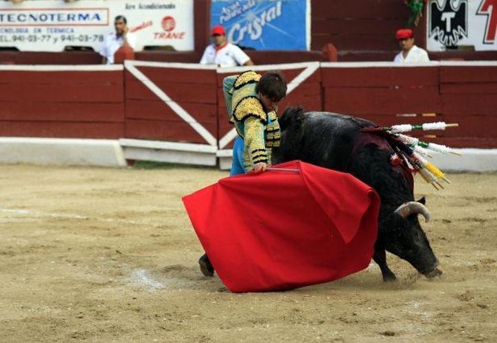 El domingo 28 de octubre en el coso de Reforma se realizó la primera corrida de la temporada. (Milenio Novedades)