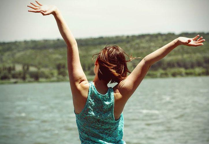 Habitar tu cuerpo de modo consciente es el primer paso para empezar a hacer las paces con él. (Foto: Pixabay)