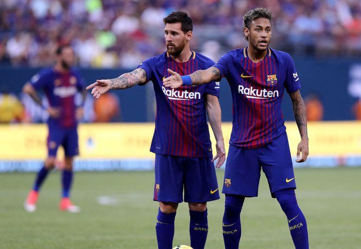 """""""La marcha de Neymar ha supuesto en un cambio en nuestra manera de jugar"""". (Foto: Contexto/Internet)"""