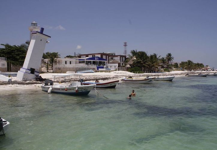 El Estado da difusión a Cancún, Isla Mujeres, Puerto Morelos y Holbox. (Sergio Orozco/SIPSE)