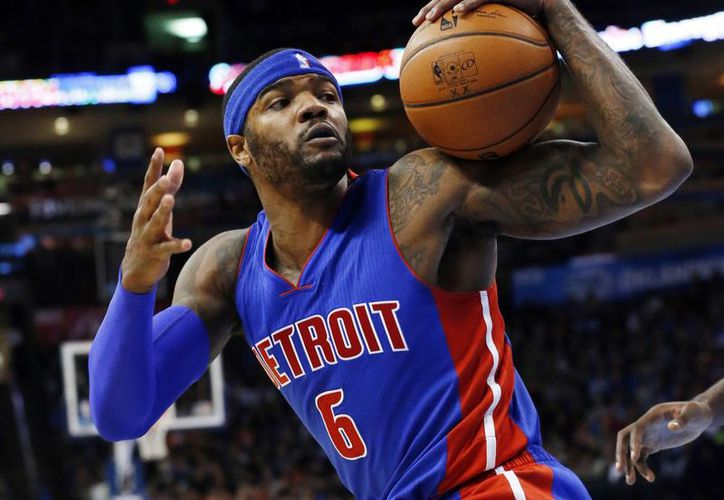 Josh Smith, nuevo jugador de Rockets, aparece en esta foto durante un partido contra Thunder de Oklahoma. (Foto: AP)