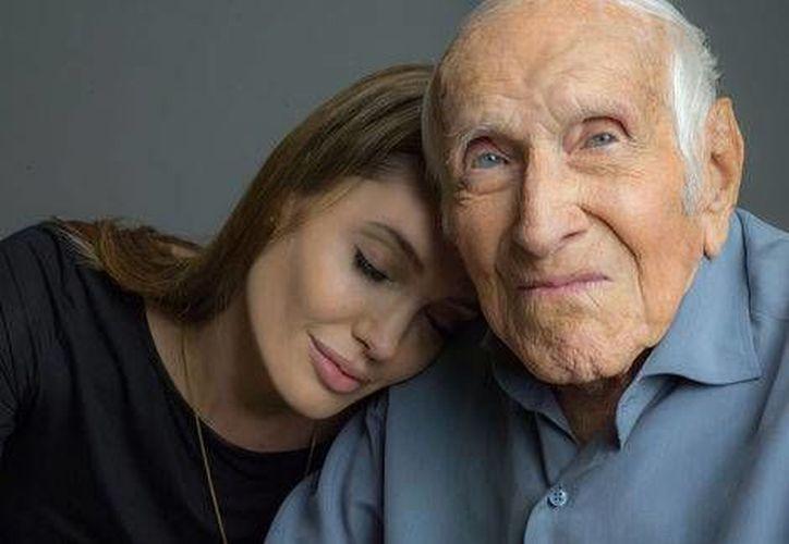 En su segunda película como directora, Angelina Jolie finalmente plasmó la historia de Louis Zamperini. (NBC)