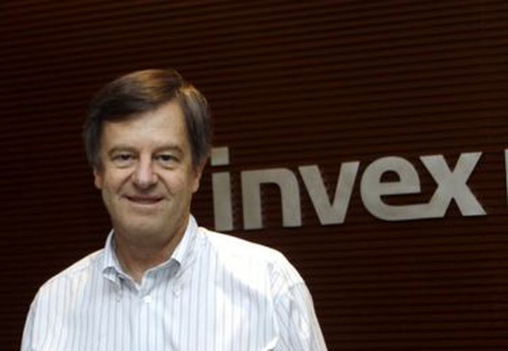 Juan Guichard, director de Invex. (Christian Ayala/SIPSE)