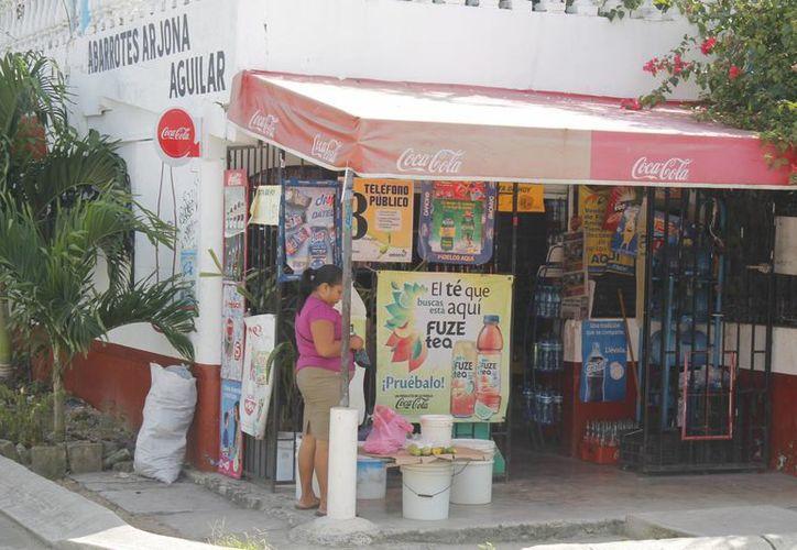 Los comerciantes tratarán de evitar que sean objetos de multas. (Huzo Zúñiga/SIPSE)