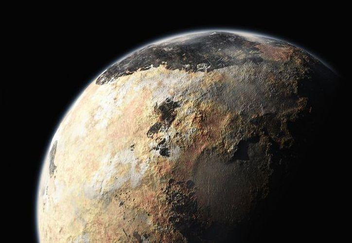 La gira se desplaza hacia el norte pasando por las accidentadas y fracturadas tierras altas de Voyager Terra.  (Foto: Contexto/Internet)