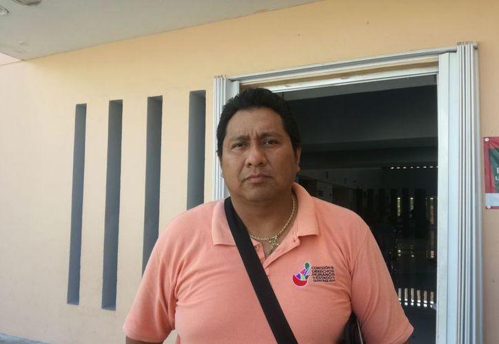 """""""La libré gracias a Dios, pero me llevaron al IMSS de Villamar 2, no tenían ni diclofenaco y paracetamol"""", indicó el paciente. (Dani Pacheco/SIPSE)"""