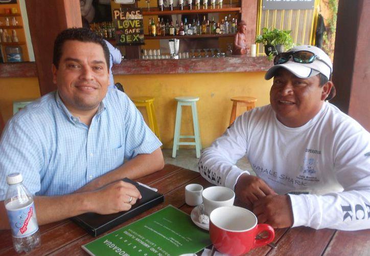 El titular del Fideicomiso de promoción turística de Isla Mujeres, dijo que el objetivo de la creación de este fondo es la de apoyar los empresarios turísticos del municipio en general. (Lanrry Parra/SIPSE)