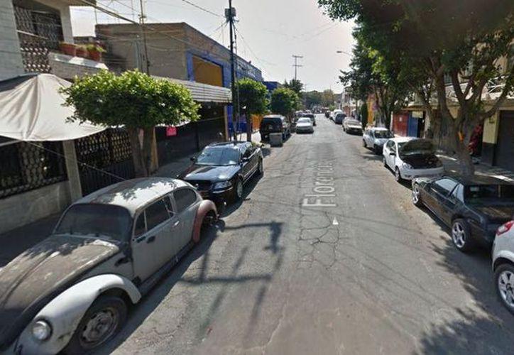 Los tres menores extranjeros desaparecieron en la calle Constantino, colonia Vallejo, delegación Gustavo A. Madero. (Foto: Google Maps)