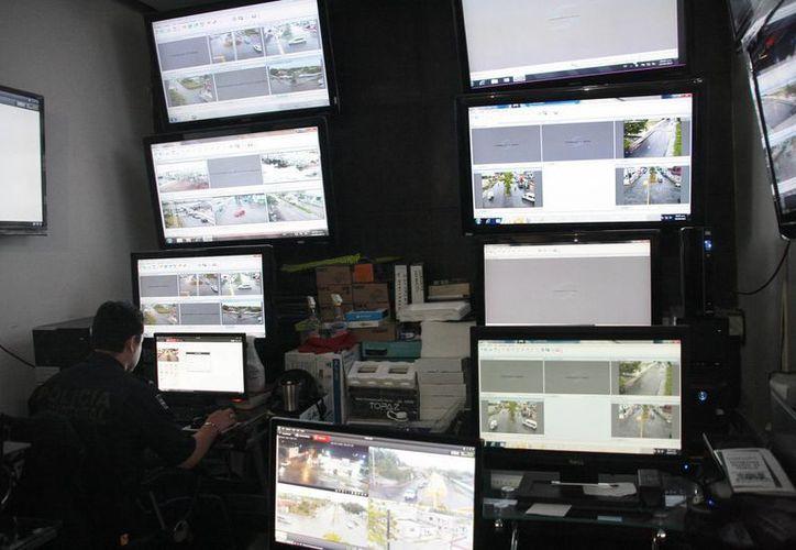Las autoridades incrementan la vigilancia en la ciudad. (Julián Miranda/SIPSE)