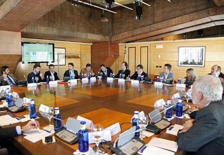 """La """"Liga del Español Urgente"""" se reunirá con periodistas para debatir sobre aspectos del lenguaje del deporte en los medios de comunicación. (EFE)"""