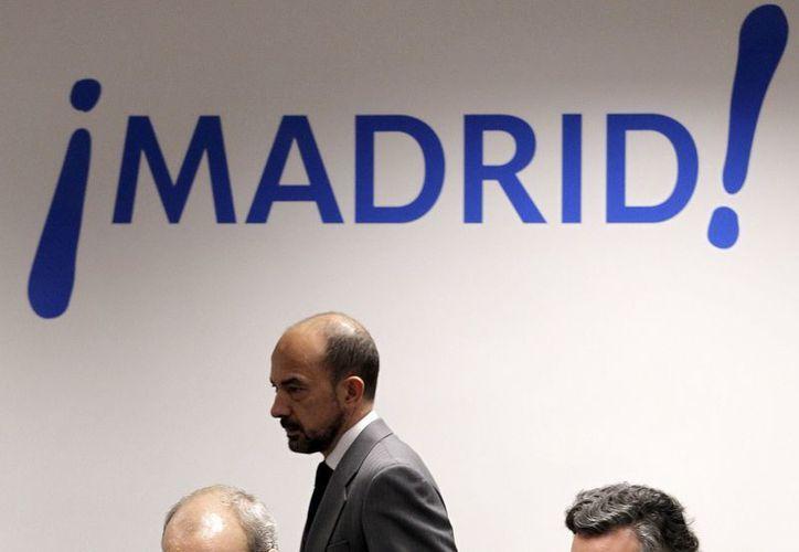 La dimisión del vicealcalde madrileño Miguel Ángel Villanueva sucede a la del ex delegado de Economía, Pedro Calvo, en noviembre pasado. (EFE)