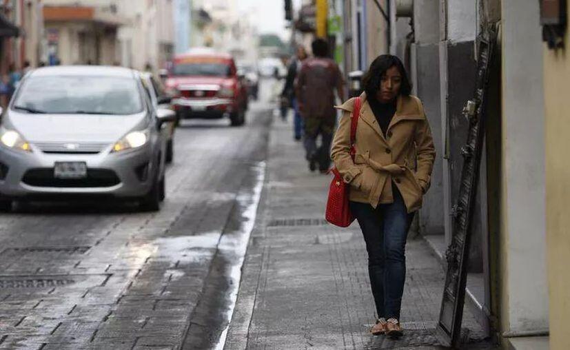 Este año se espera que lleguen a la Península de Yucatán al menos 22 frentes fríos. (Novedades Yucatán)