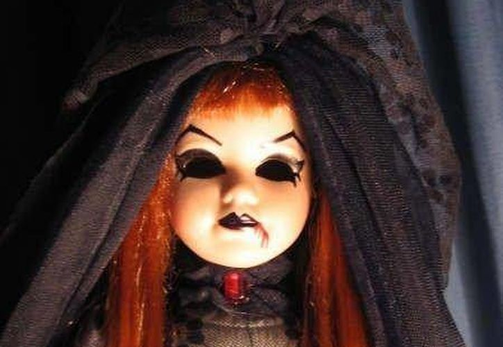 Algunas muñecas son utilizadas por seres demoníacos para manifestarse. (Jorge Moreno/SIPSE)
