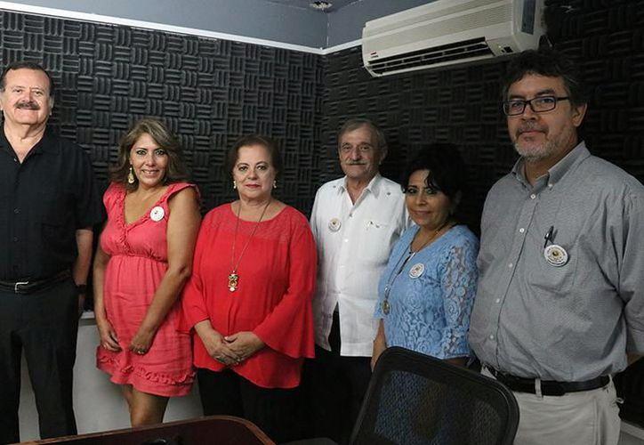"""Los voluntarios y pilares de """"Salvemos una vida"""" recibirán un reconocimiento por sus años de servicio incondicional y desinteresado. (Daniel Sandoval/Novedades Yucatán)"""