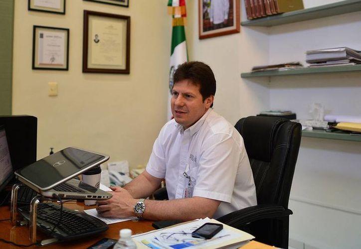 El programa de vigilancia 'Regreso a clases' termina hasta el último día de agosto, señaló el delgado de Profeco José Antonio Nevárez. (SISPE)