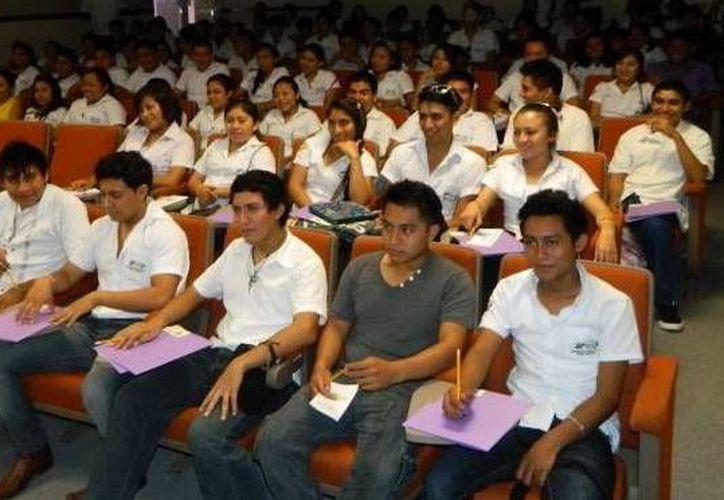 En el evento de negocios participarán universitarios. (Milenio Novedades)