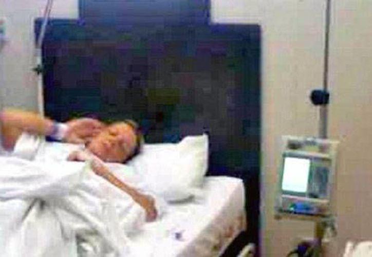 La turista permaneció internada en un hospital a consecuencia de una intoxicación. (Foto/dailymail.co.uk)