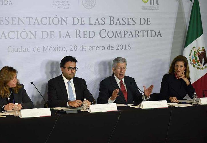 El apagón analógico y el despliegue de la red compartida de internet, dos de los avances en la gestión de Gerardo Ruiz Esparza. (Foto: Cortesía)