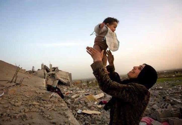 Muchas mujeres palestinas optan por la inseminación para poder tener un hijo. (Archivo/AP)