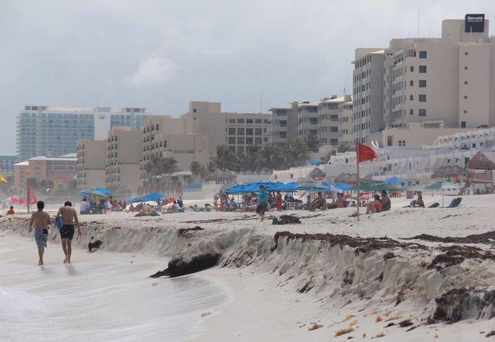 """El huracán """"Wilma"""" devastó 98% de la zona turística de Cancún. (Archivo/SIPSE)"""