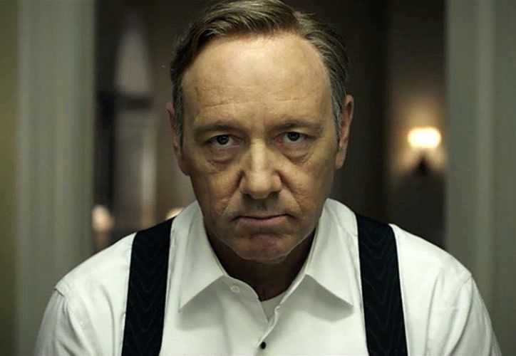 Kevin Spacey es suprimido de la película ya rodada All the money in the world. (Contexto/Internet).