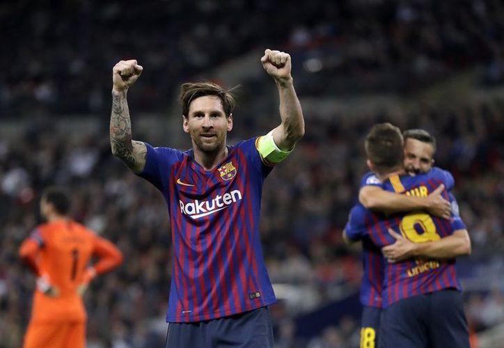 Messi firmó un contrato con la mayor productora teatral del mundo. (vanguardia.com)