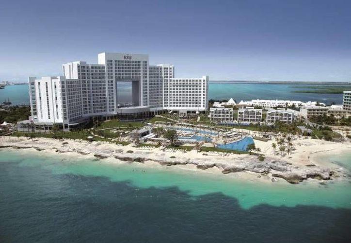 En Cancún hay hoteles que tiene la capacidad de albergar eventos de dos mil hasta cinco mil personas. (Contexto/Internet)