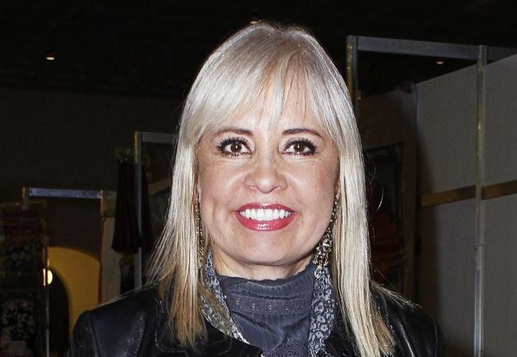 La productora Carla Estrada dejó en claro que la serie sobre la vida de Silvia Pinal contará con un total de 26 capítulos.(Notimex)