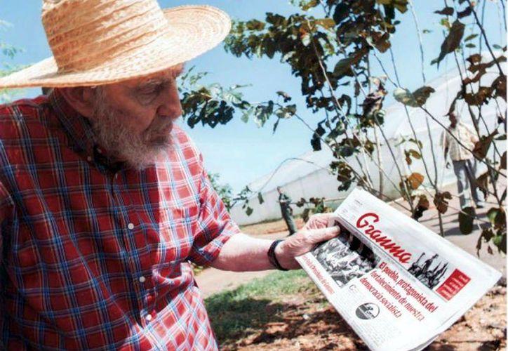 El diario Granma publica los grandes anuncios y las disposiciones del gobierno de Cuba. (losandes.com.ar)